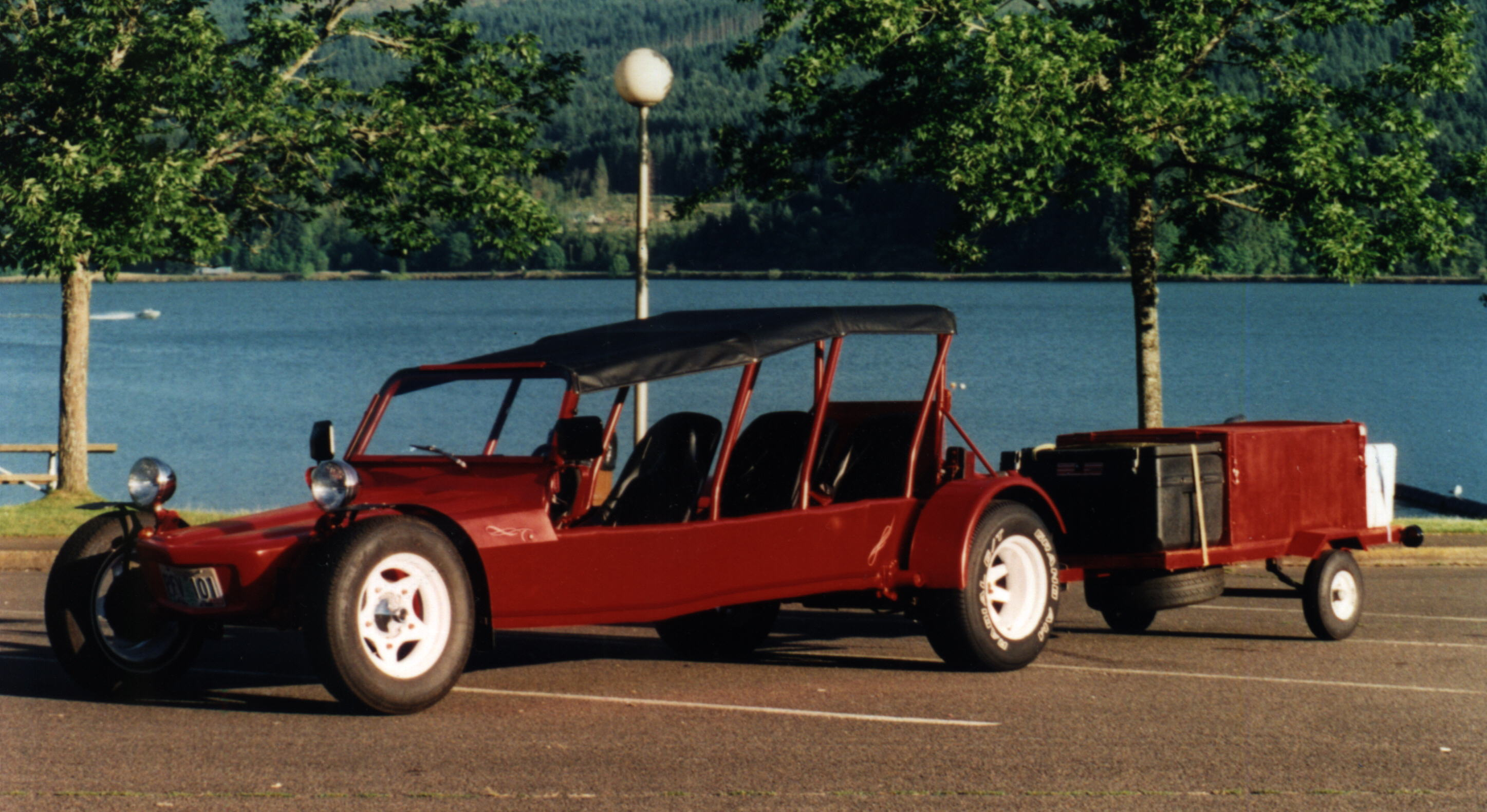 a Dune Buggy, want one,